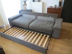 Сборка дивана